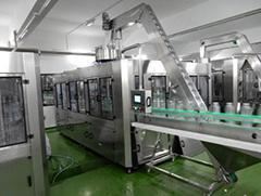 纯净水设备制造工艺系统
