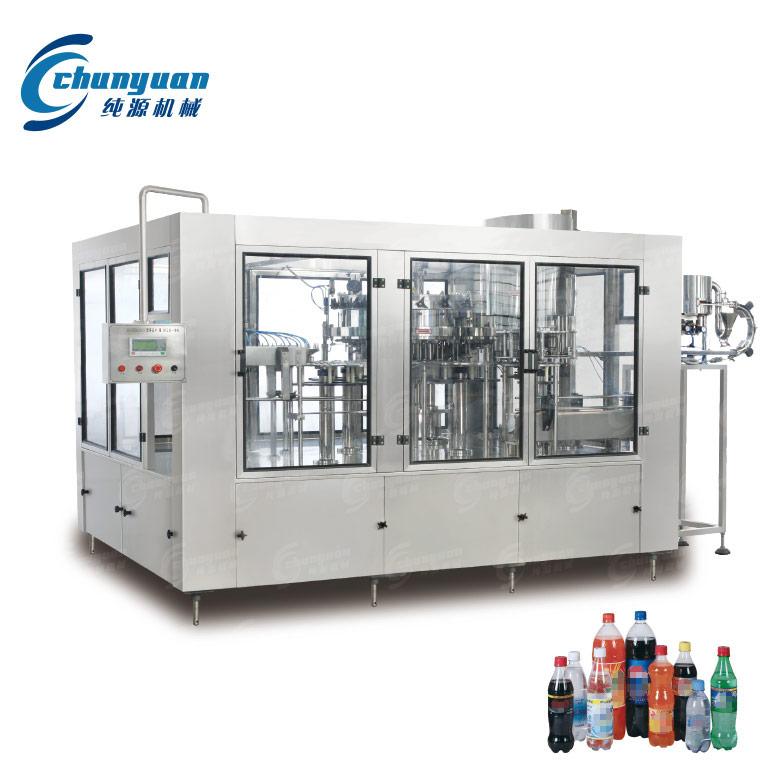 桑葚果汁饮料灌装机械